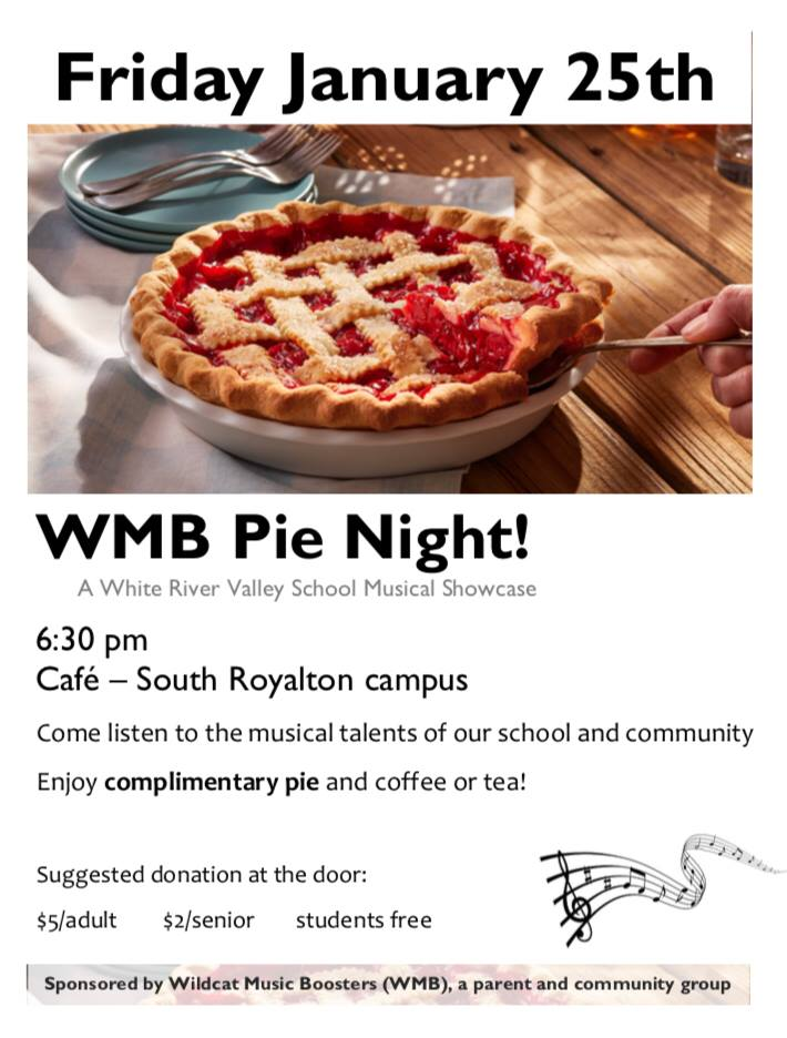 wrvs pie night